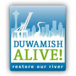 Duwamish Alive! Coalition logo