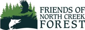 Friends of North Creek Forest logo